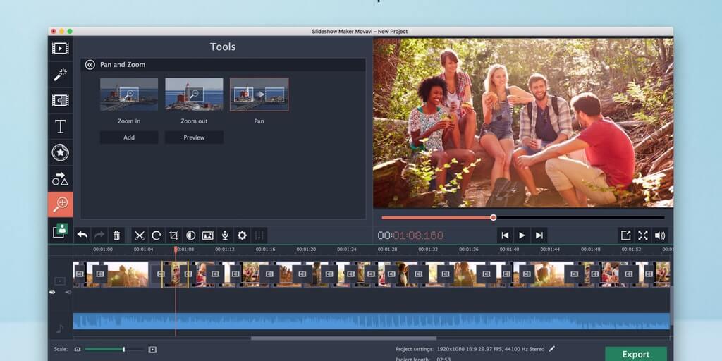Movavi Slideshow Maker 6.7.0 Crack & License Key 2020 Download