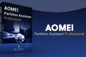 AOMEI Partition Assistant 9.2.1 Pro Crack Download Free Latest Version