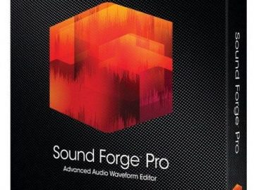 MAGIX SOUND FORGE Pro 14.0.0.65 With Crack Latest 2021 Free Download