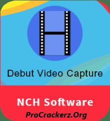 Debut Video Capture Crack 7.57 + Registration Code [Latest-2021] Free Download