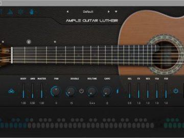 Ample Guitar VST Crack + Keygen Free Download